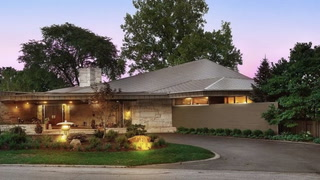 An Unexpected Find: Perfect Midcentury Modern Home in ... Rockford, IL