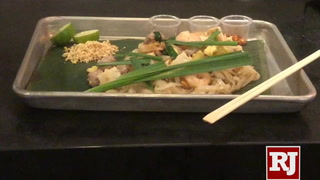 Pok Pok Wing at The Cosmopolitan of Las Vegas serves Pad Thai Thamadaa – VIDEO