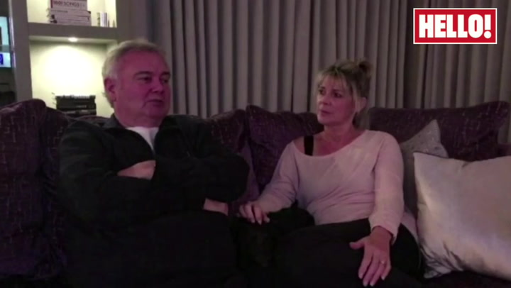 Ruth Langsford and Eamonn Holmes share their Strictly Secrets with HELLO!