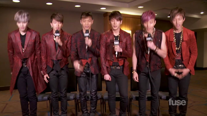 Interviews: Which Member of K-Pop Group B.A.P Would Survive on a Desert Island?