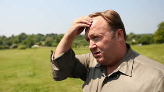 Check out this new product: Alex Jones can help turn you into a 'man'