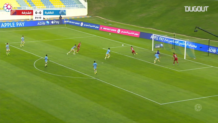 AGL Matchday 17 highlights: Al-Dhafra 1-1 Sharjah