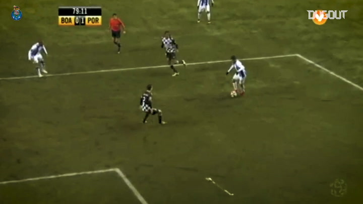 FC Porto's best goals vs Boavista