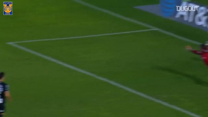 Enner Valencia's goal vs Necaxa