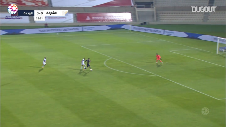 Highlights: Sharjah 2-1 Al-Wahda
