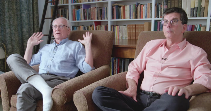 Old Show Queens Gary Gunas and Billy Rosenfield Reminisce About Broadway's Leading Ladies