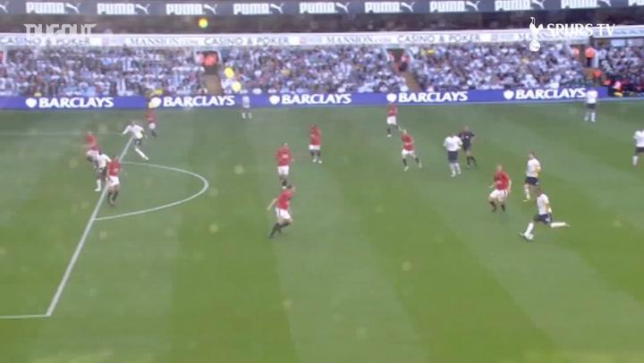 Spurs' top five goals of 2009-10