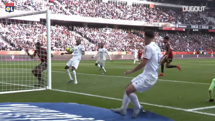 Houssem Aouar's best 2019-20 moments