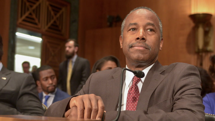 No-Brainer! Peek Inside Ben Carson's Discounted Virginia Mansion