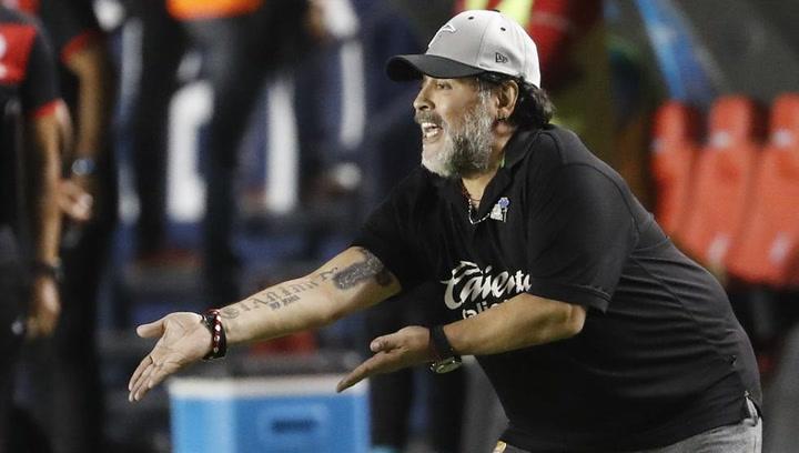 Demoledor mensaje de Maradona sobre el Alzheimer