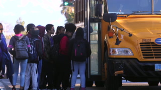 Clark County schools and the late bus issue