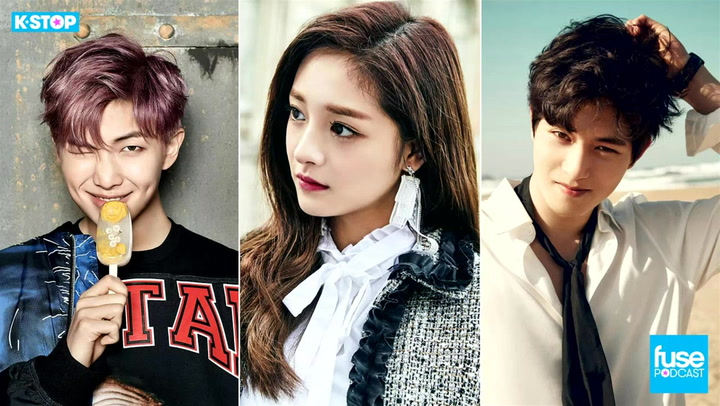 Pristin, CNBLUE, Highlight, and BTS Rap Monster's Exciting Track with Wale: K Stop