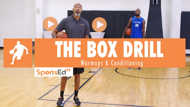 The Box Drill For Posts
