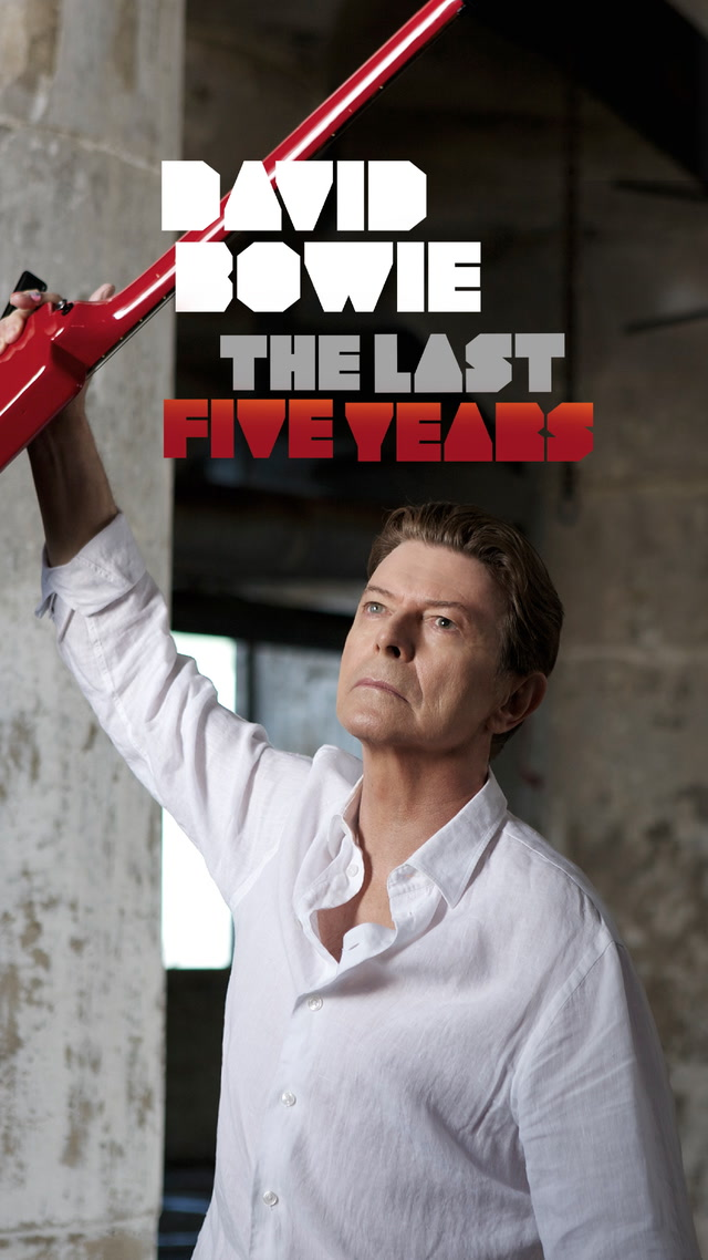 David Bowie: The Last Five Years sadece GAİN'de
