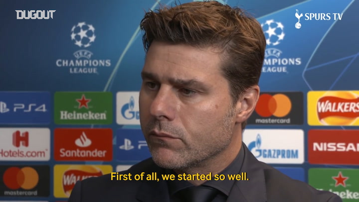 Pochettino: Bayern were extremely clinical in front of goal