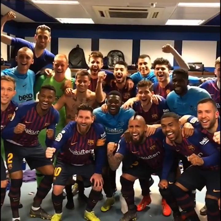 El hiriente mensaje del vestuario del Barça tras el segundo Clásico en tres días