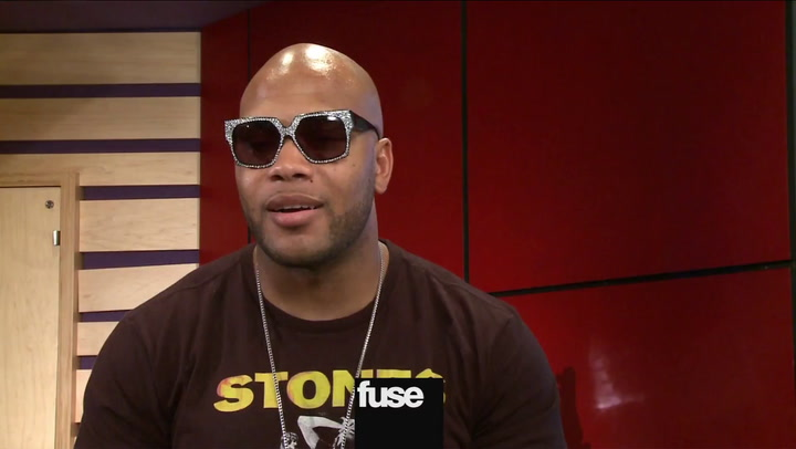 Shows: Top 20:Flo Rida Forgets Last Tattoo, But Remembers First Kiss - Top 20 Countdown