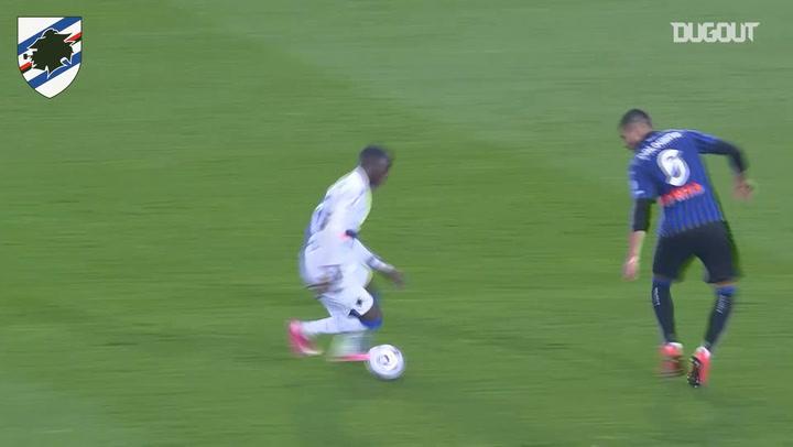 The best of Keita Balde at Sampdoria so far