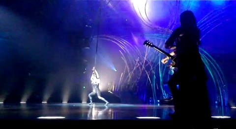 El Cirque du Soleil inició su romance con Rosario en el Día de los Enamorados