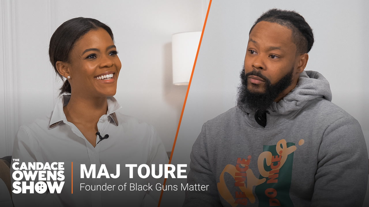 The Candace Owens Show: Maj Toure