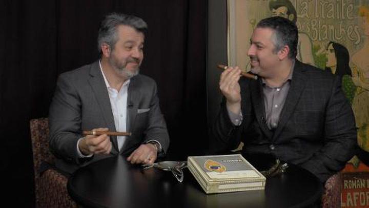 Smoking History: Lighting Up 1982 Cohibas