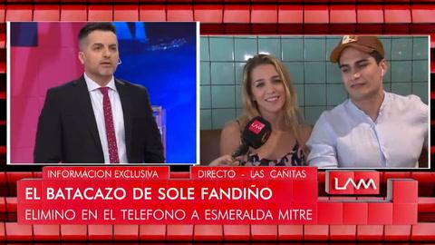 Soledad Fandiño reveló una escena de celos que le hacía su ex