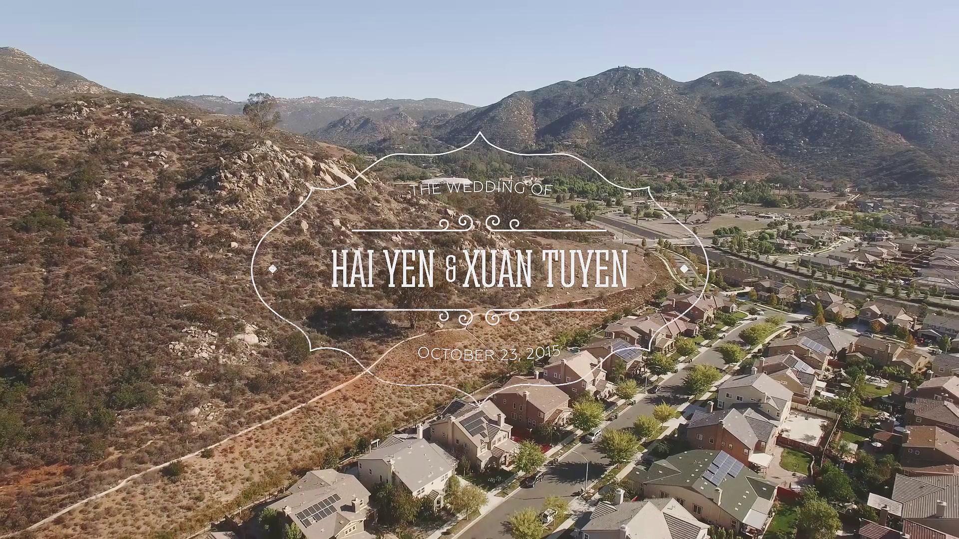 Hai Yen + Steven | Newport Beach, California | Electra Cruises