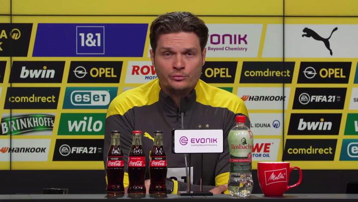 Terzic und Zorc loben neuestes BVB-Juwel Knauff