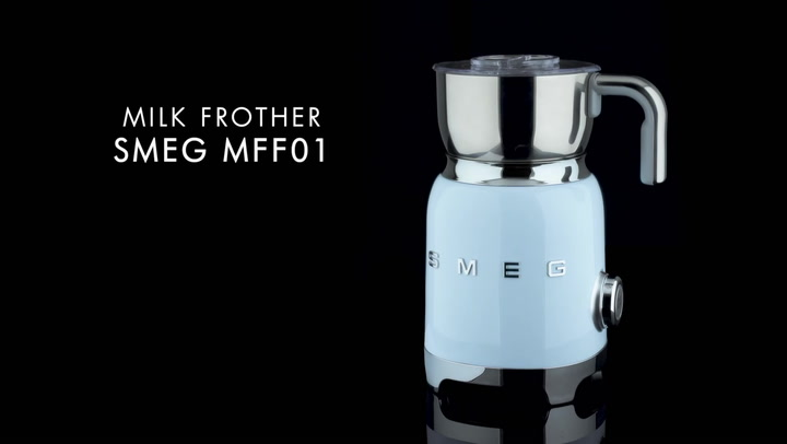 Preview image of Smeg Retro Milk Frother video