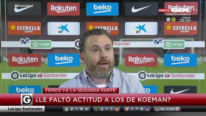 Sergio González: