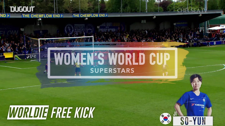 Women's World Cup Superstars: Chelsea's best goals