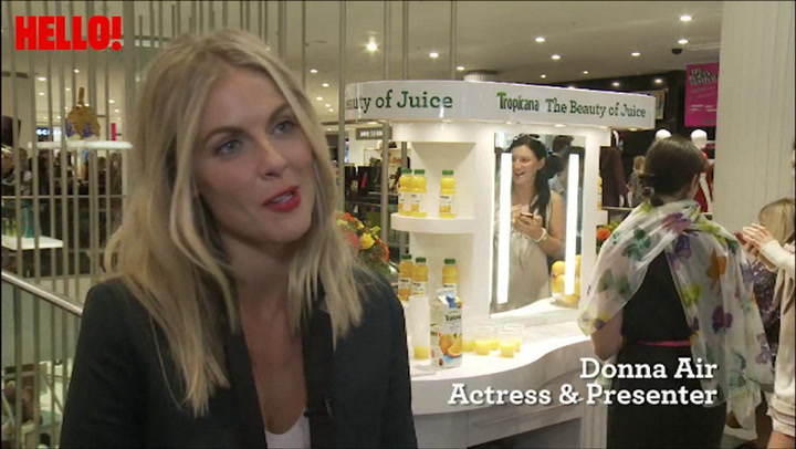 Donna Air: \\\'Beauty comes from within\\\'