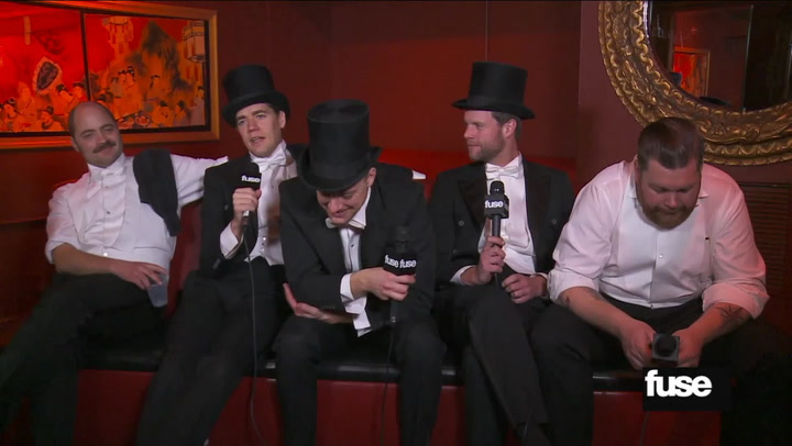 Interviews: The Hives Talk Touring With Pink, 20th Anniversary & Fashion