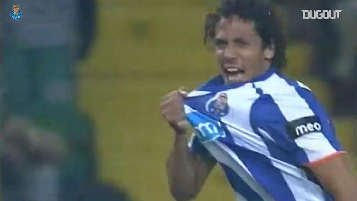 FC Porto's Best Goals Vs Sporting CP In Lisbon
