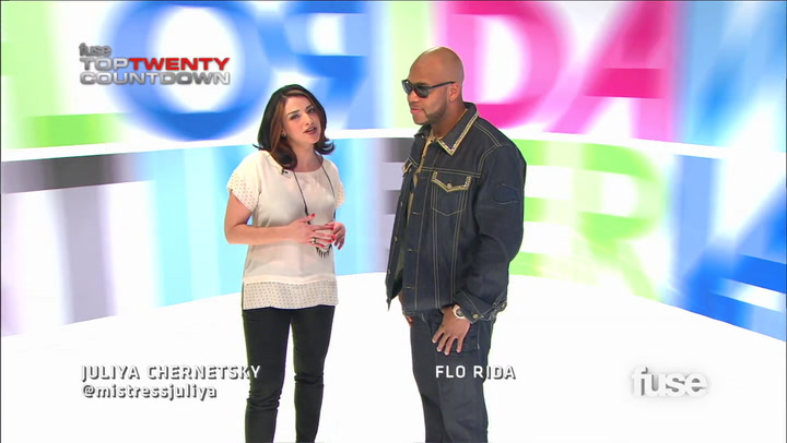 Flo Rida on Top 20 Countdown: First Look