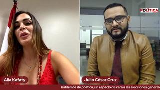 Hablemos de política con los candidatos Alia Kafati y Jorge Aldana, ¿cuáles son sus propuestas?