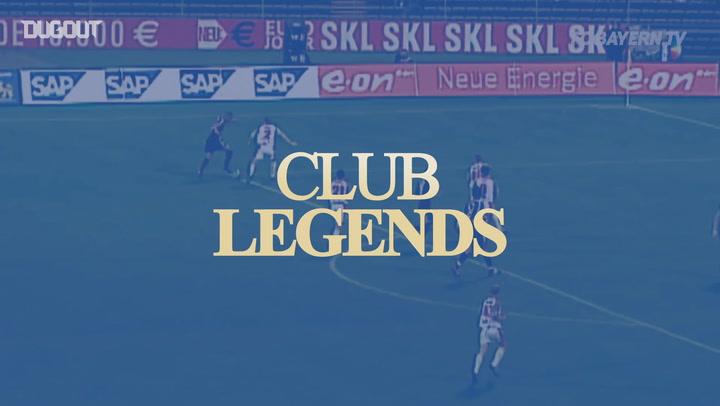 Club Legends: Paulo Sergio