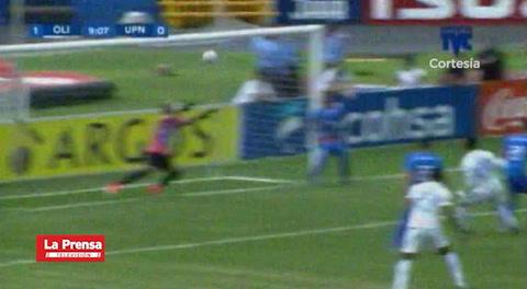 Olimpia 2-0 UPN (Liga Nacional)