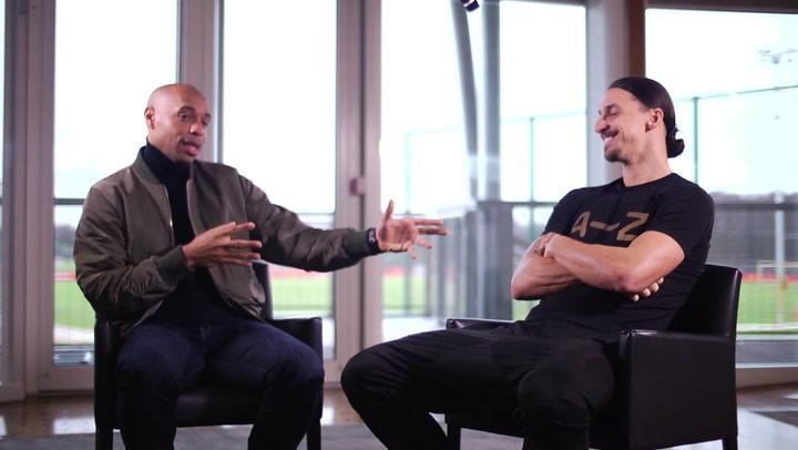 Henry Meets Zlatan