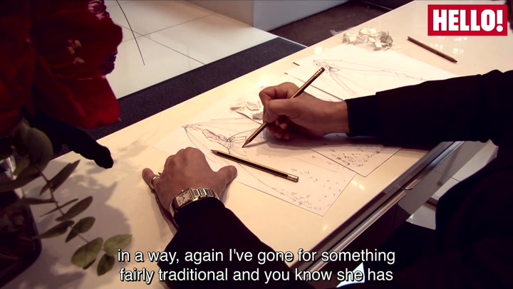 Designing Meghan\'s Dress With Jacques Azagury