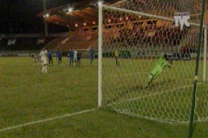 Rigo Rivas falla penal para Honduras y Martinica mantiene la ventaja - Diez.hn
