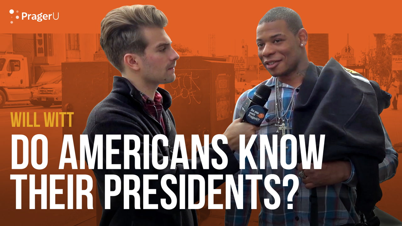 How Well Do Americans Know Their Presidents?