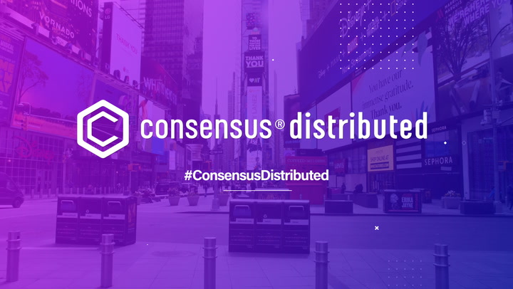 Consensus Distributed Powered by CoinDesk Is Coming. Join Us May 11-15, 2020