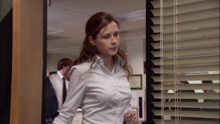 Get naked and rule the world with jenna fischer