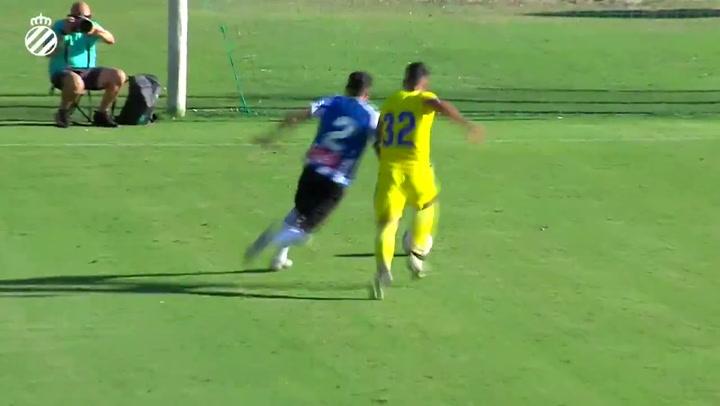 El intenso stage del RCD Espanyol en Marbella