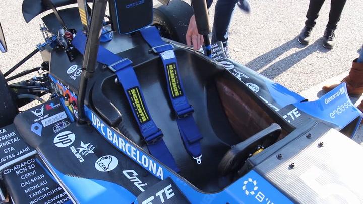 El ETSEIB Motorsport, representante español en la Fórmula Student