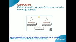 Plaies menacées, Aquacel Extra pour une prise en charge optimale