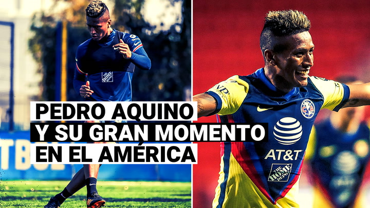 Apunta al mejor del torneo: el presente de Pedro Aquino en América y el reto con la Selección Peruana en la próxima fecha doble