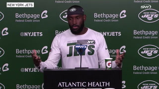 Jets WR Jamison Crowder addresses lack of touches, trade rumors   Jets News Conference