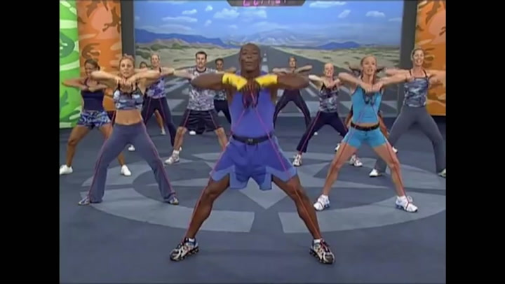 Billy Blanks: Bootcamp Elite Mission 2: Max Power